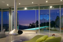 The Skyline Residence, Los Angeles, California (USA) – Belzberg Architects – Film The Crazy Sutpid Love (2011)