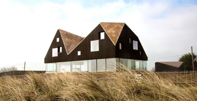 Dune house, Jarmund/Vigsnæs Architects